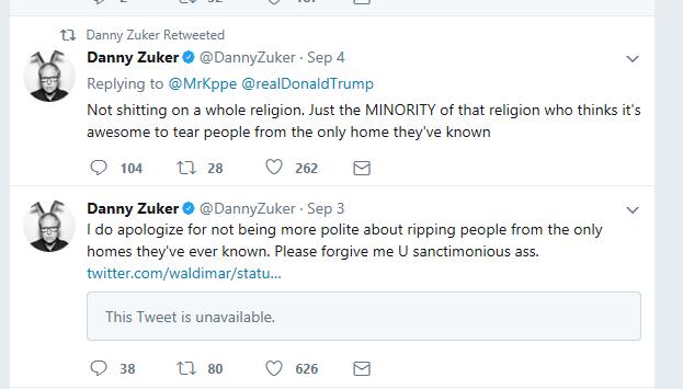 dzuker 2 tweets