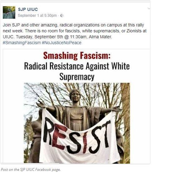 Smashing Fascism