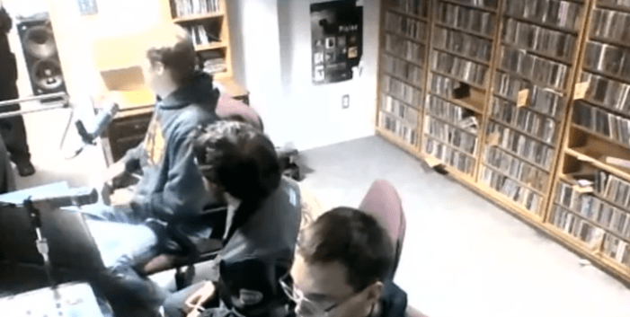 """""""Tranny"""" gets college """"Deplorable Radio"""" DJs yanked from live radio"""